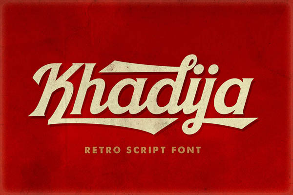 Khadija Full Family + Webfont