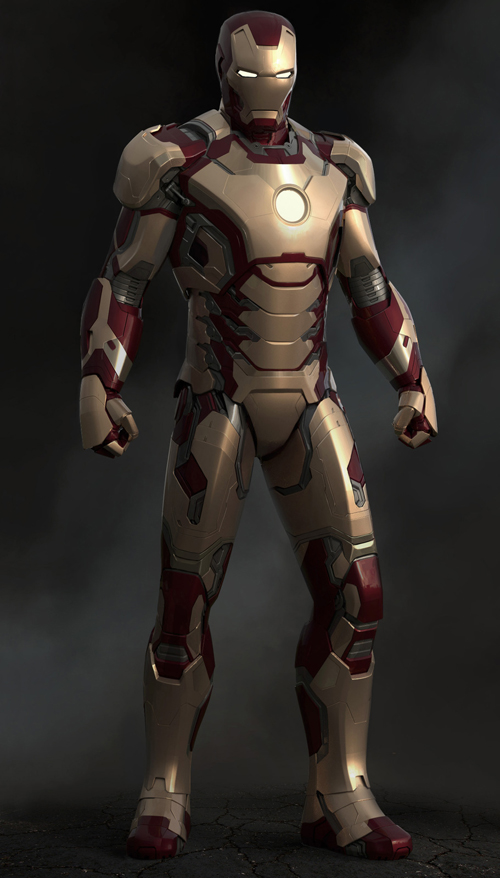 Iron Man 3: Mark 42 by Josh Herman
