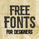 Post Thumbnail of 15 New Free Fonts for Designers