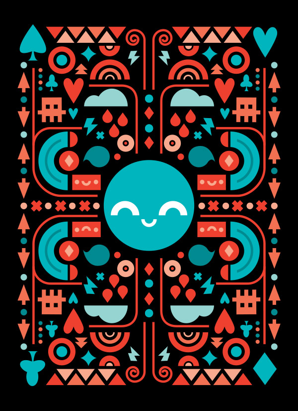 How to Create a Geometric, Kaleidoscopic Design in Adobe Illustrator