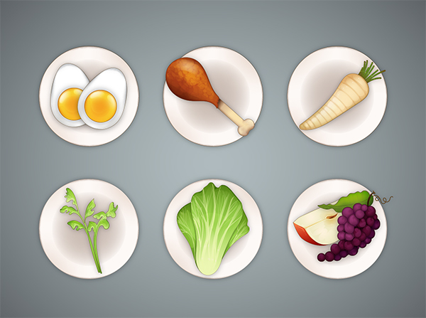 How to Create a Seder Plate for Passover in Adobe Illustrator