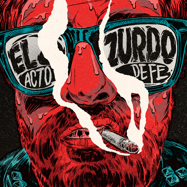 El Zurdo Album Artwork by Ink Bad Company
