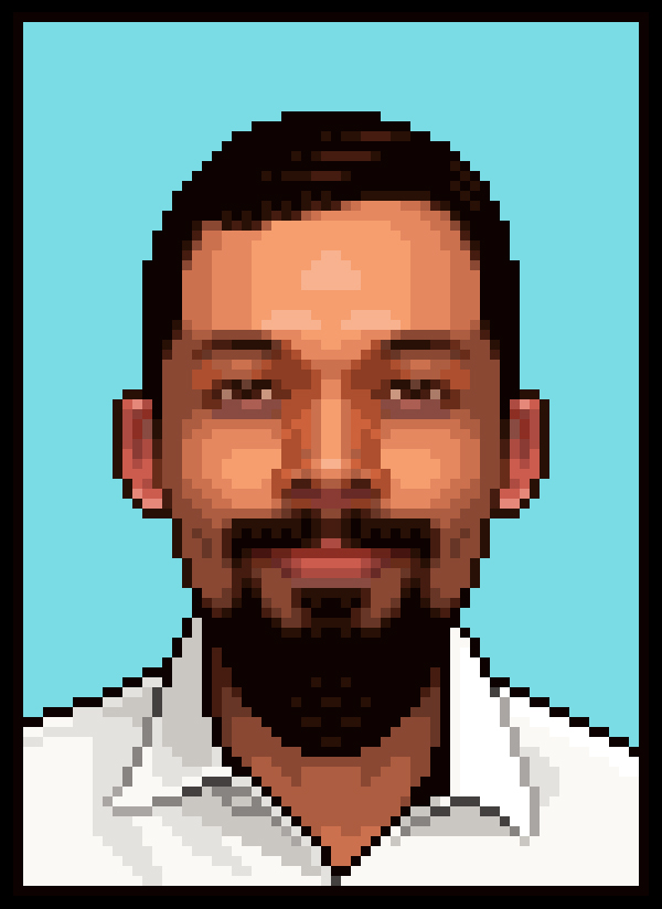 How to Create a Pixel Art Portrait in Adobe Photoshop