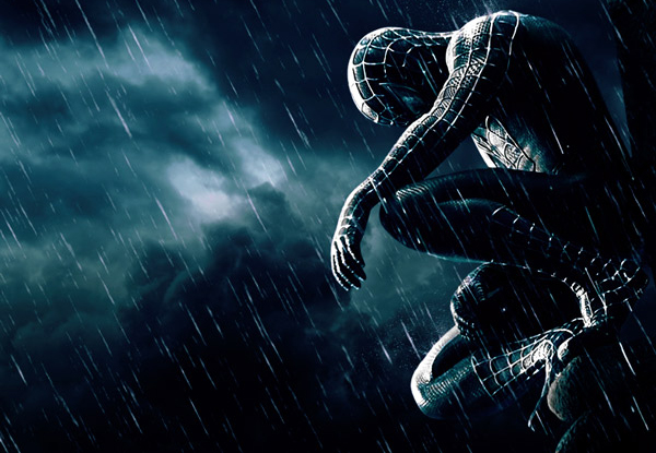 How to Create Dark Spiderman Photo Manipulation in Photoshop