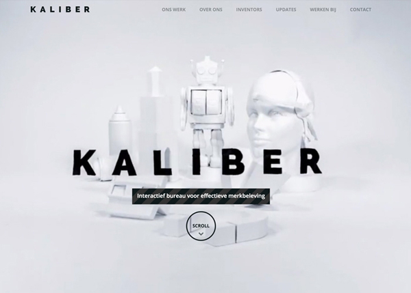 30 Unique and Unusual Navigation Websites Design
