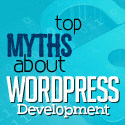 Post thumbnail of Top Myths about WordPress Development That You Should Never Follow