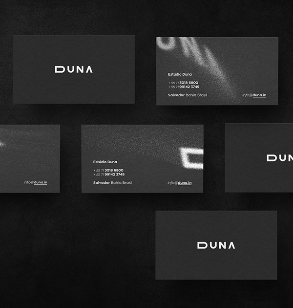 Estudio Duna Business Cards