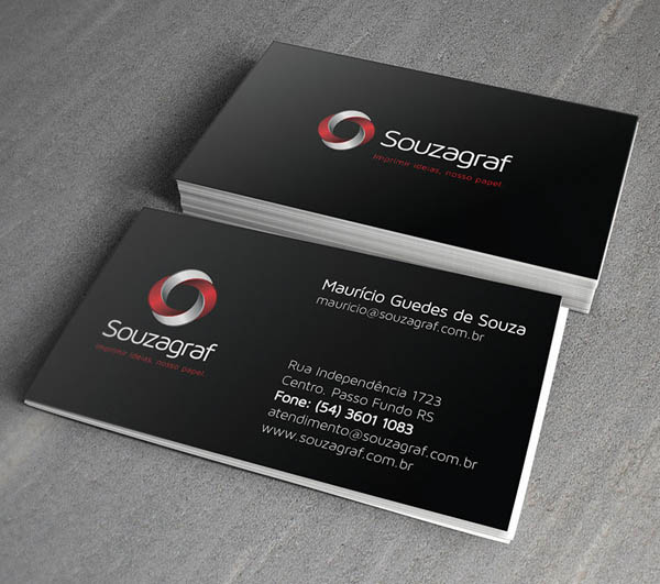 Souzagraf Business Cards