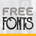 Post thumbnail of Free Fonts : 15 New Fonts for Graphic Designers