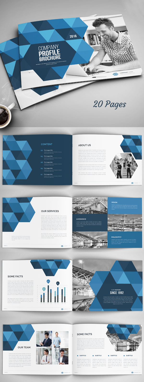 New Catalog Brochure Design Templates Design Graphic Design - Brochure template for pages