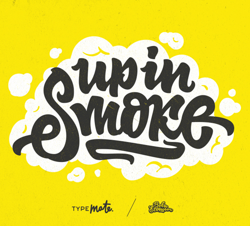 Remarkable Lettering and Typography Design for Inspiration - 19