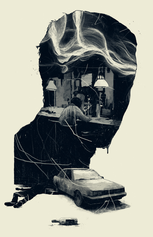 Amazing Drawing Illustrations by SimonPrades