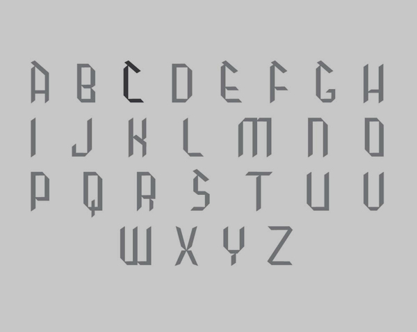 Cassius fonts and letters