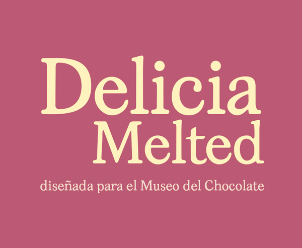 Delicia Melted free fonts