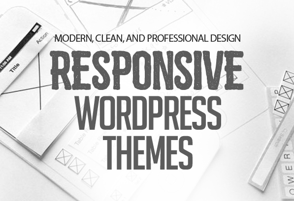 25 Modern, Clean Design Responsive WordPress Themes