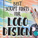 Best Free Script Fonts for Logo Design & Logotypes (20 Fonts)