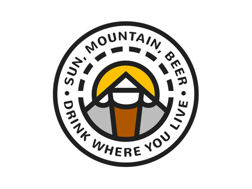 Drink Where You Live Badge by Manny Jasus