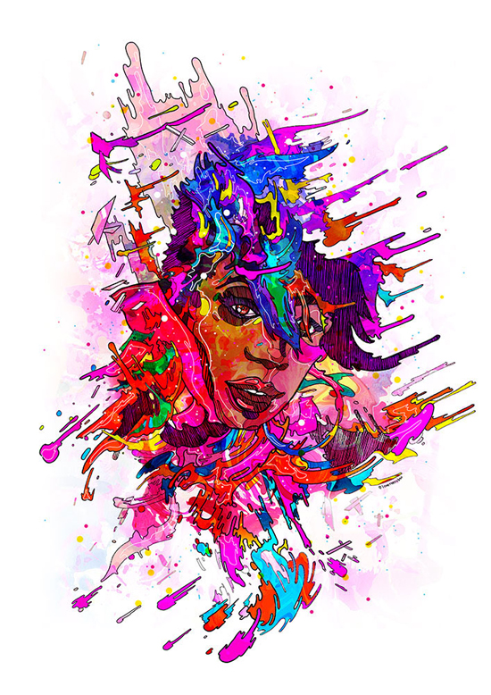 Superb Colorful Illustrations by Phil Dunne - 12