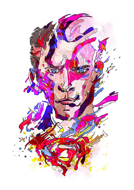 Superb Colorful Illustrations by Phil Dunne - 18