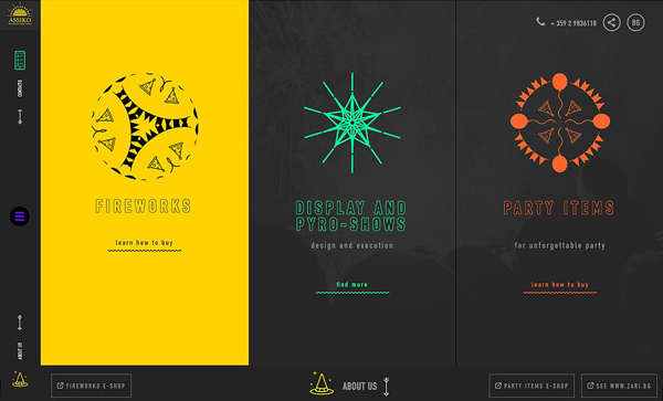 Best Graphic Design Websites - 26 Web Examples - 10