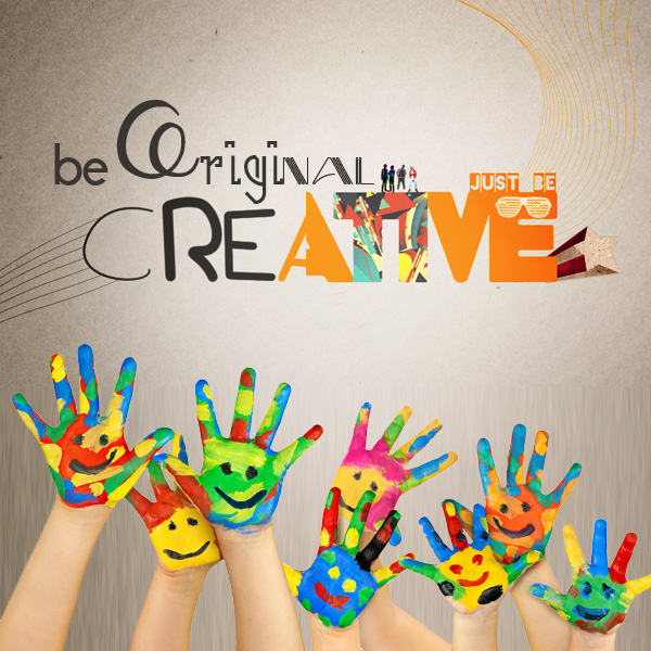Be Original Be Creative 2017