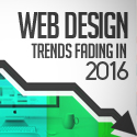 Web Design Trends Fading in 2016