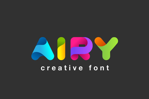Airy Font