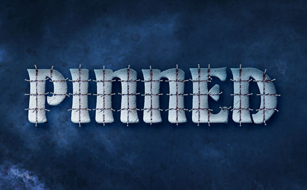 How to Create a 'Hellraiser' Inspired Text Effect in Adobe Photoshop