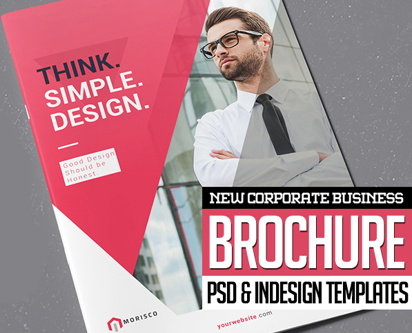 17 New Creative Brochure / Catalog Templates