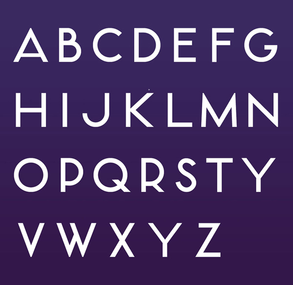 Fiction Font & Letters