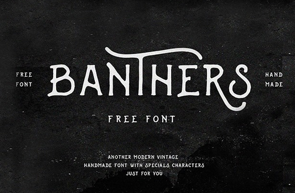 50 Best Free Fonts For 2017 - 18