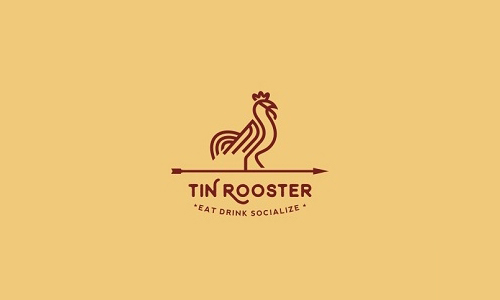 45 Best Line Art Logo Designs for Inspiration - 12