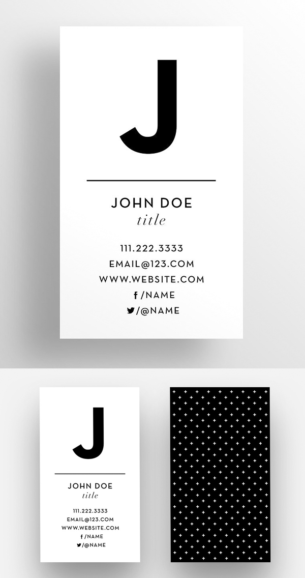 25 new modern business card templates print ready design design the initial business card template cheaphphosting