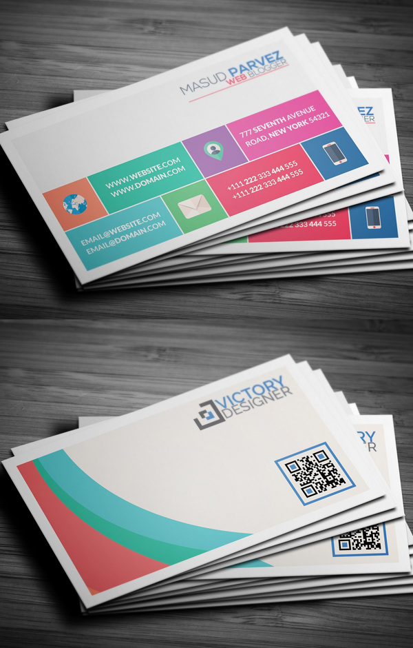 Abolution Corporate Business Card Design
