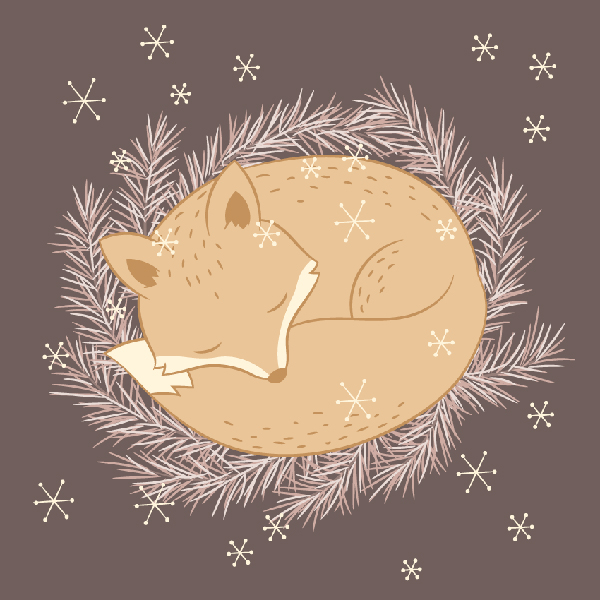 How to Draw a Fox Illustration in Adobe Illustrator