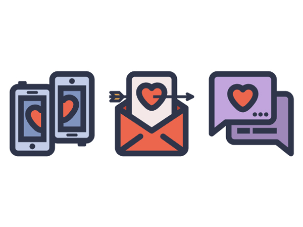 How to Create a 'Share the Love' Icon Pack in Adobe Illustrator