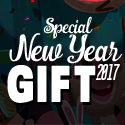 Post Thumbnail of Special New Year 2017 FREE Gift