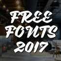 Post thumbnail of 22 New Free Fonts for Graphic Designers