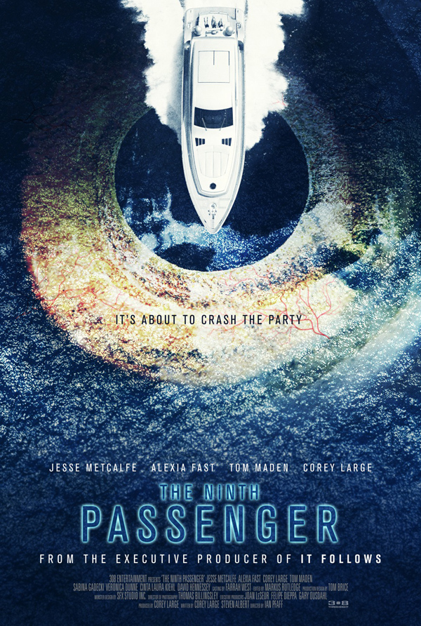 The Ninth Passenger Poster