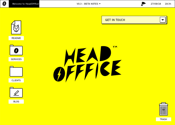 Web Design Agencies Websites: 26 Creative Web Examples - 13
