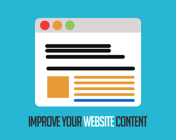 Improve Your Website Content