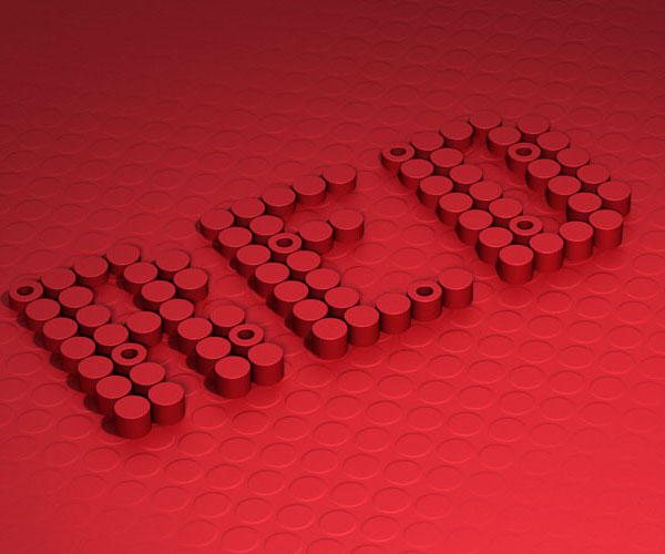 How to Create a 3D Cylinder Text Effect in Adobe Photoshop