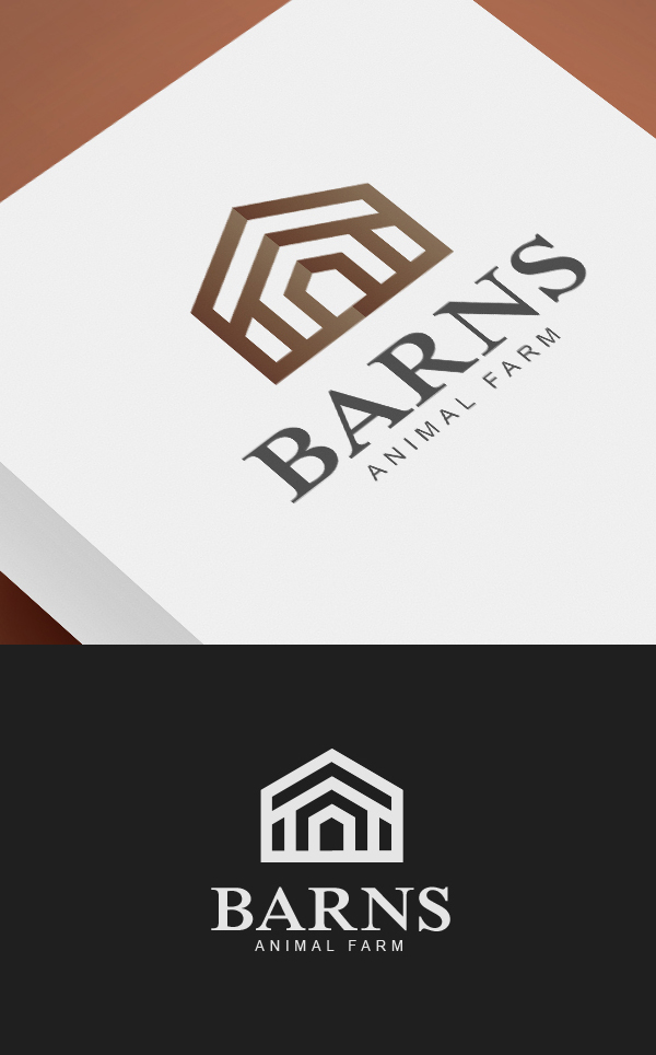 Barns - Animal Farm Logo
