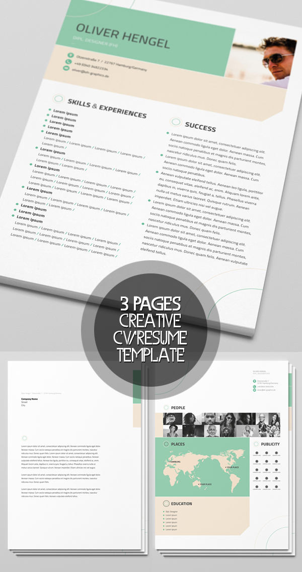 free resume templates mac creative for pages template