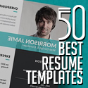 Post Thumbnail of 50 Best CV / Resume Templates with Cover Letter