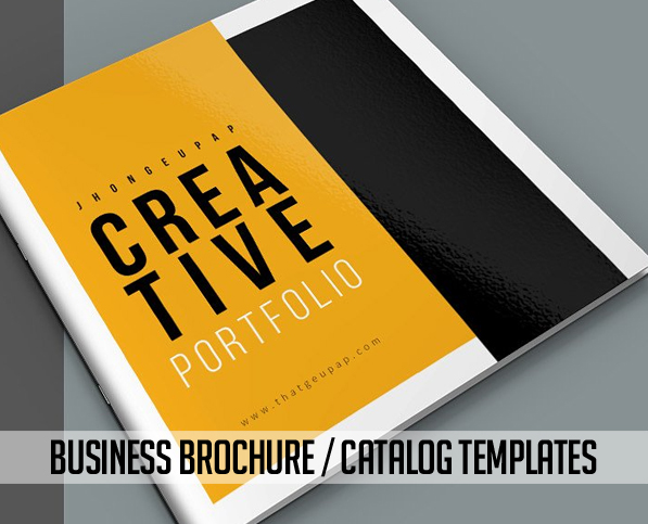 20 new business brochure templates design