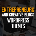 Post Thumbnail of New WordPress Themes For Entrepreneurs & Blogs