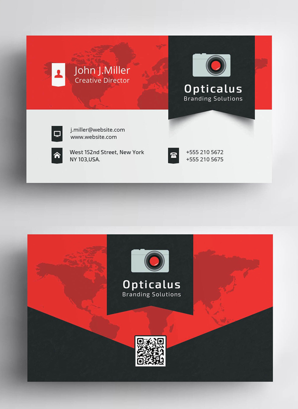 25 New Professional Business Card Templates (Print Ready Design ...