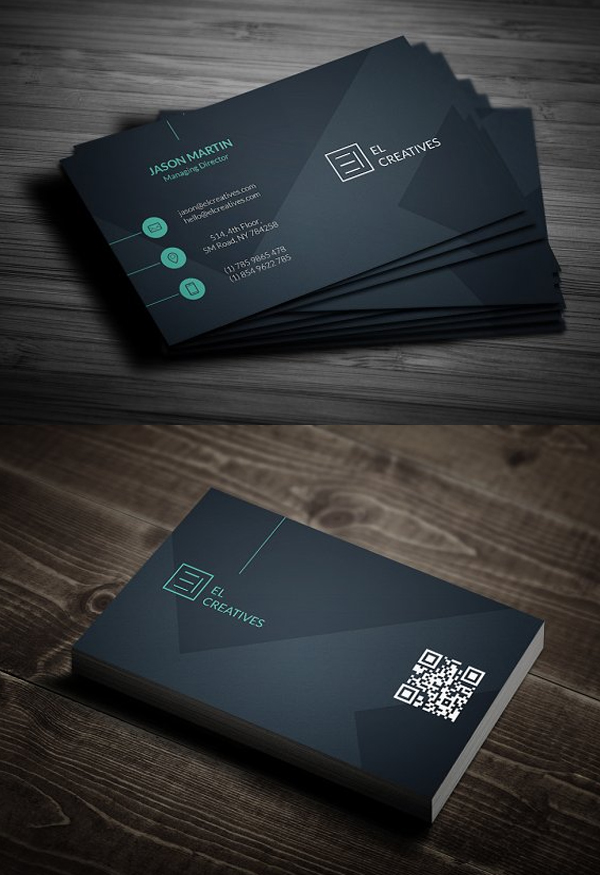 New Professional Business Card Templates Print Ready Design - Professional business card templates