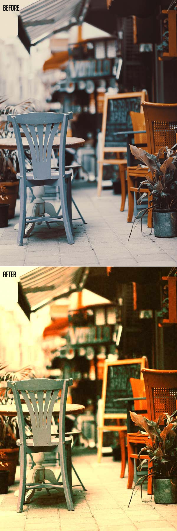 How to Create a Retro Effect in Photoshop Tutorial (Easy steps)